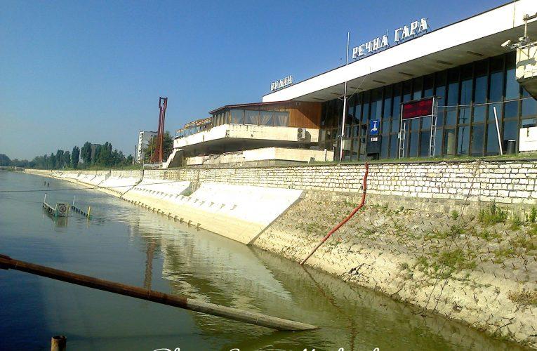 Иновативен строеж на Видинското пристанище