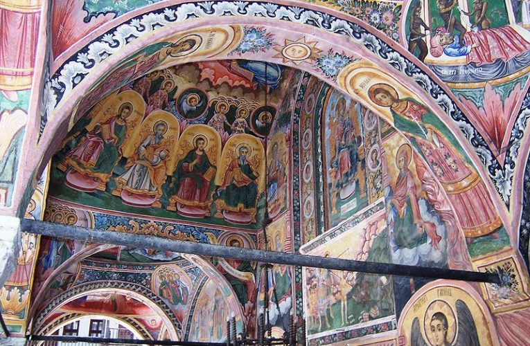 Churches and monasteries restored with EU money