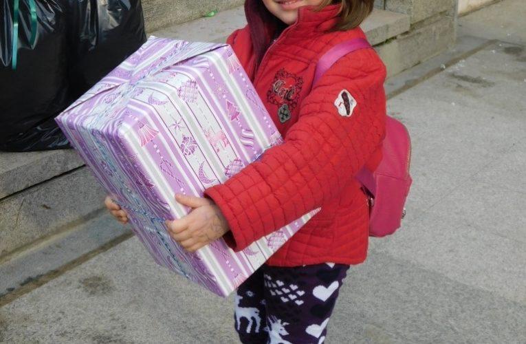 Мальтийский орден дарит бедным в Болгарии