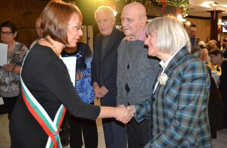 86 золотых свадеб в Казанлыке