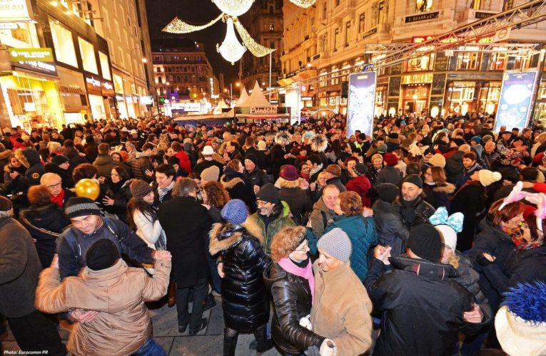 Венский вальс на Новый год