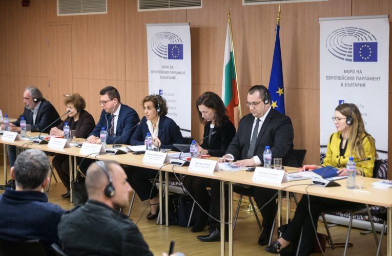 Комисията по петиции на ЕП в България за правата на кредитополучателите