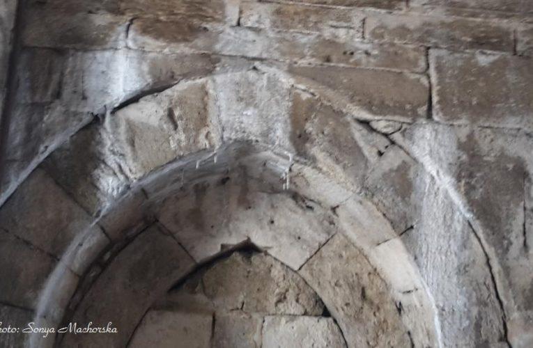 Сталактити в Стамбол капия
