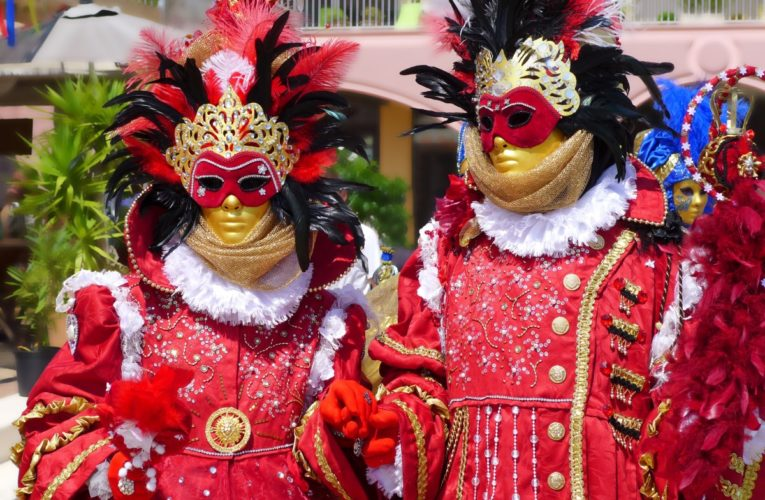 Carnaval y máscaras