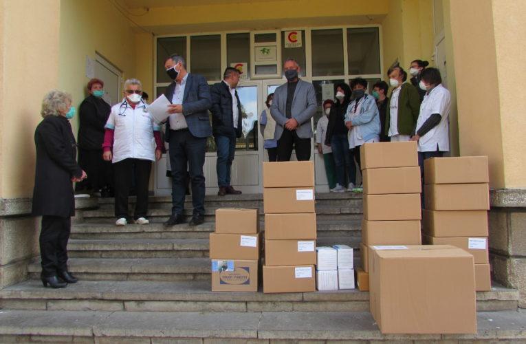 Дарение за болницата в Белоградчик