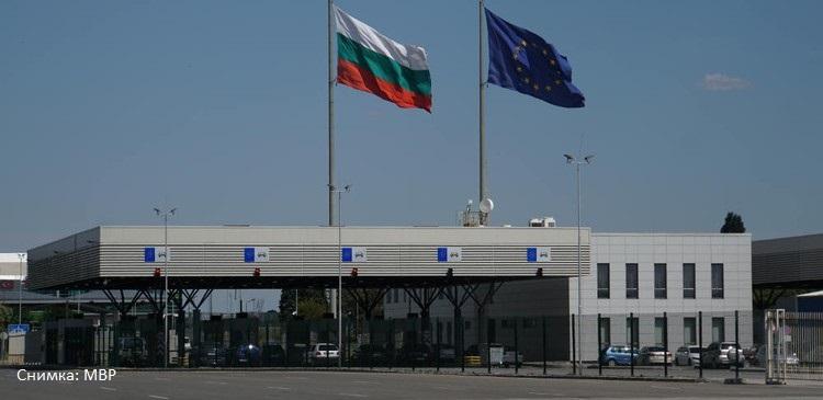 Трафик на българските гранични контролно-пропускателни пунктове