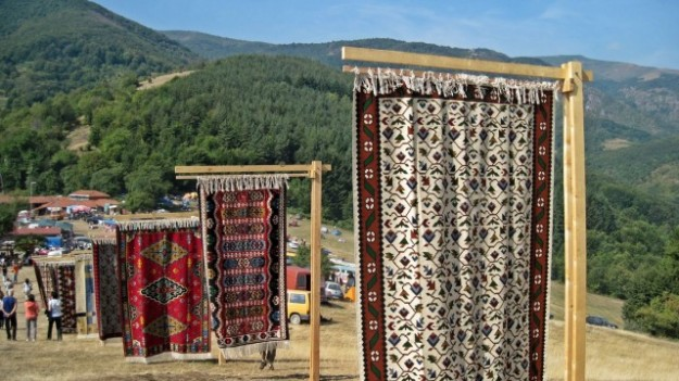 Memories of the Chiprovtsi Carpet Festival