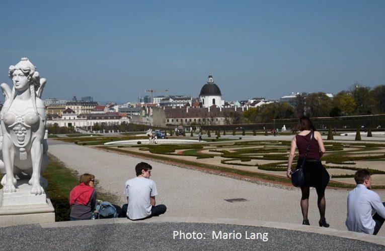 Виена отваря и федералните паркове