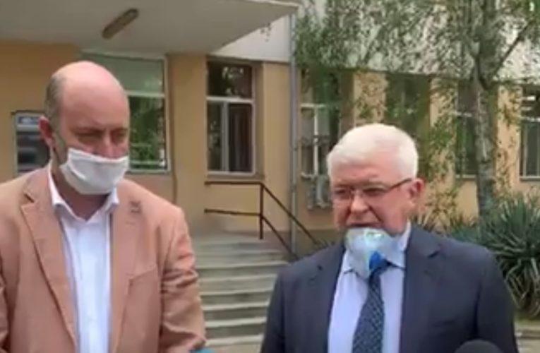Здравният министър Ананиев посети Видин и Орешец