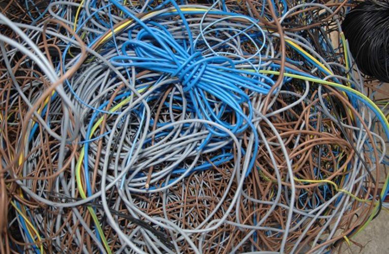 Набези и кражба на кабели