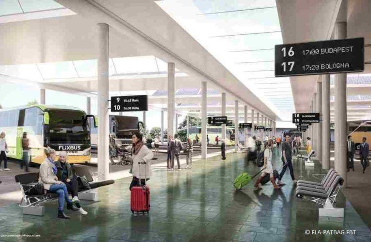 Виена изгражда нова централна автогара за 200 млн. евро