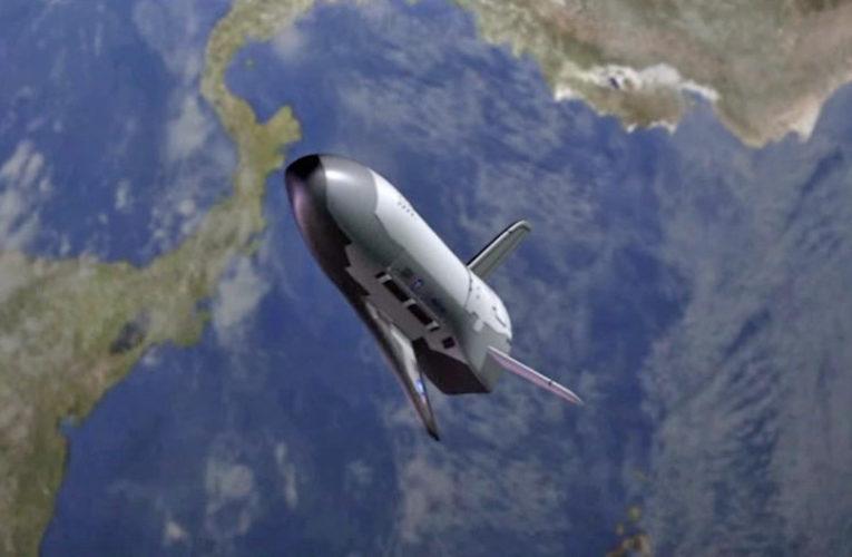 Luminous celestial bodies – satellite launches