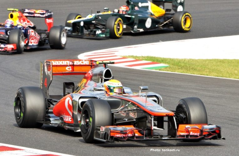 """Formula 1"" in Hungary will be held in empty stands"