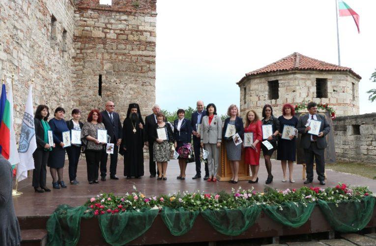 Община Видин връчи почетни грамоти по случай 24 май
