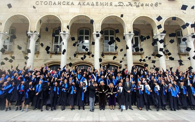 """Видинчанин избран за декан на факултет """"Финанси"""" в Свищов"""