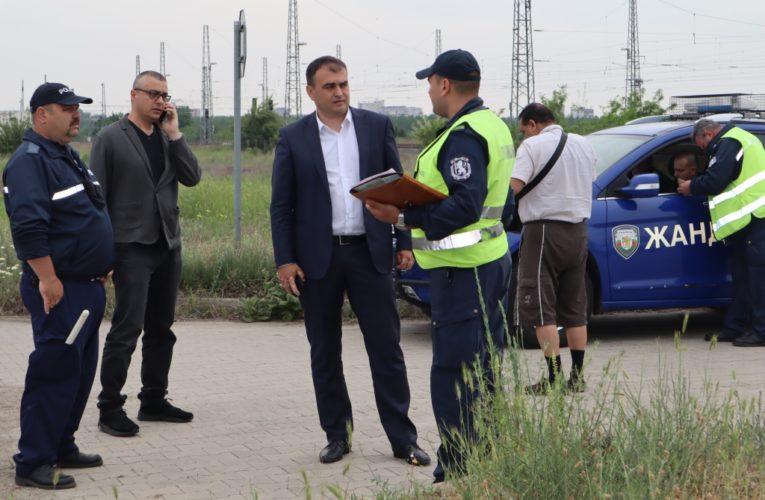 Задържаха 24 човека от махалата във Видин
