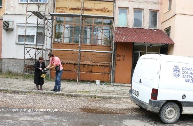Топъл обяд за 200 човека във Видин