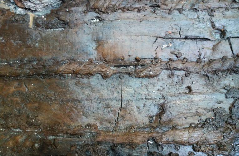 Un barco romano fue descubierto en Croacia