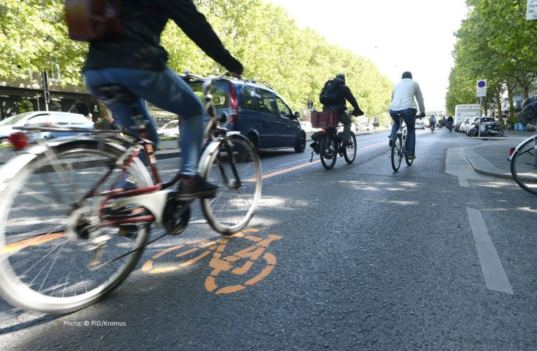 Повече място за велосипедисти във Виена