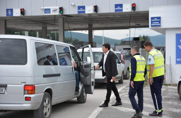 Акция срещу сивия сектор в автомобилните превози