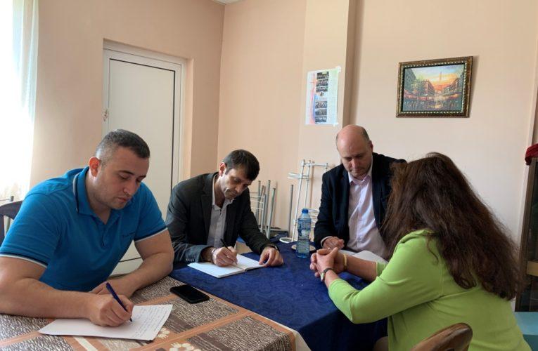 Изнесени приемни на Областния управител в Ново село и Брегово