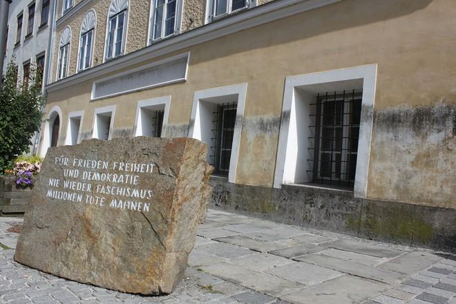 Домът на Хитлер става полицейски участък
