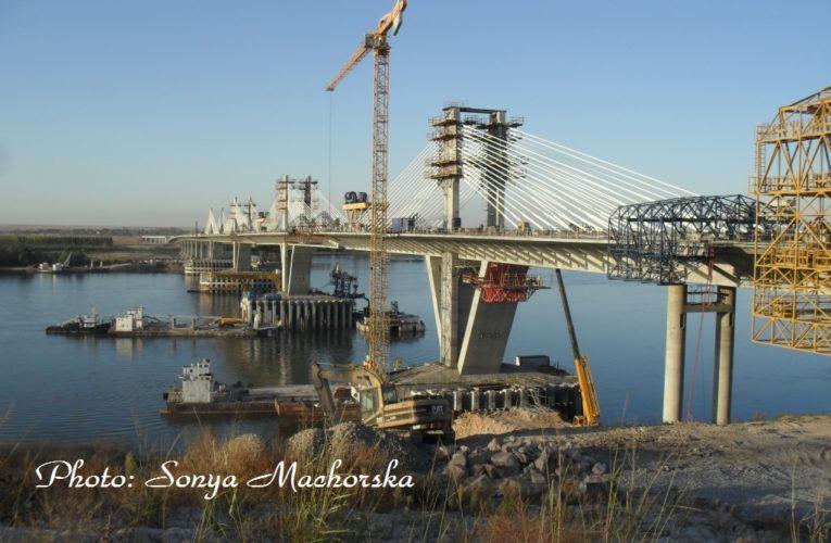 Siete años Puente Danubio Vidin-Calafat