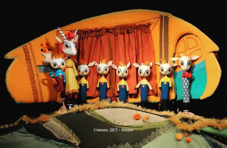 Кукленият  театър  във Видин открива сезона днес