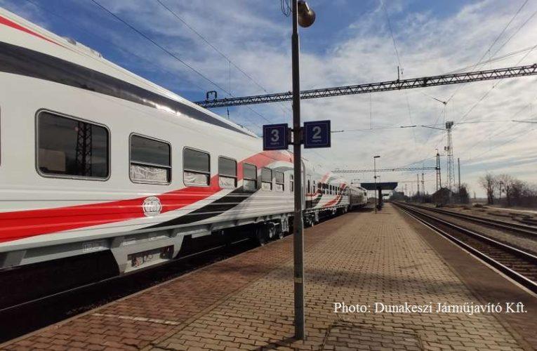 Унгария и Русия правят жп вагони за Египет