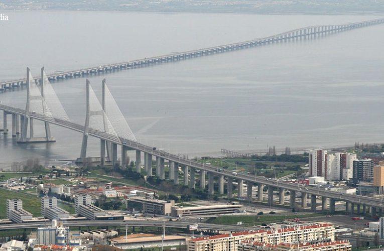 """""""Вашку да Гама"""" – най-големият мост в Европа"""
