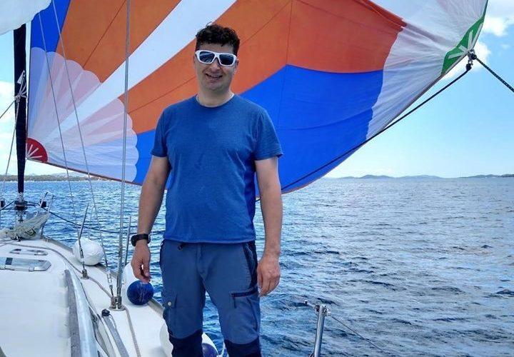 Видинчанин прекоси Средиземно море