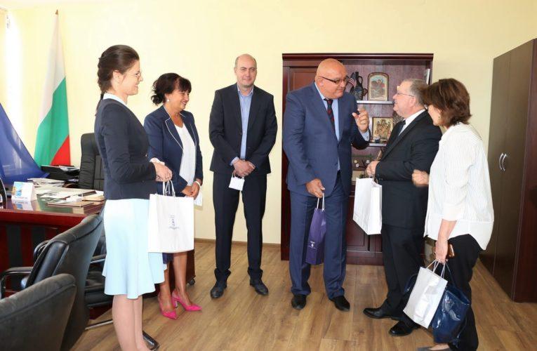 Посланикът на Израел посети Видин