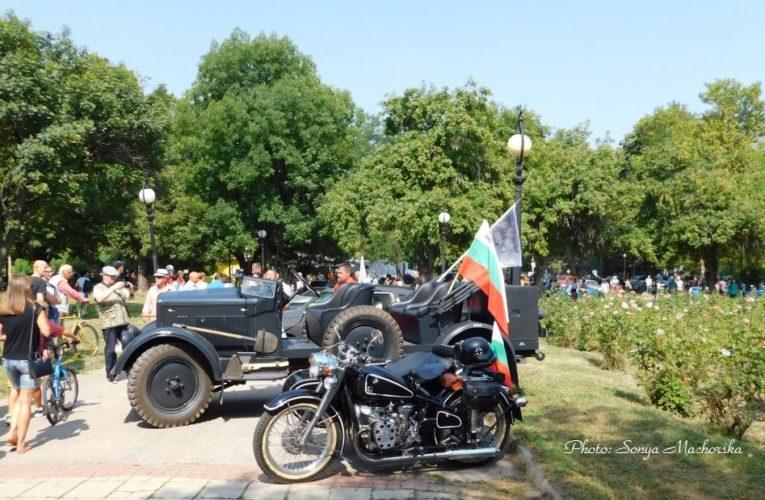 Ретро парадът във Видин