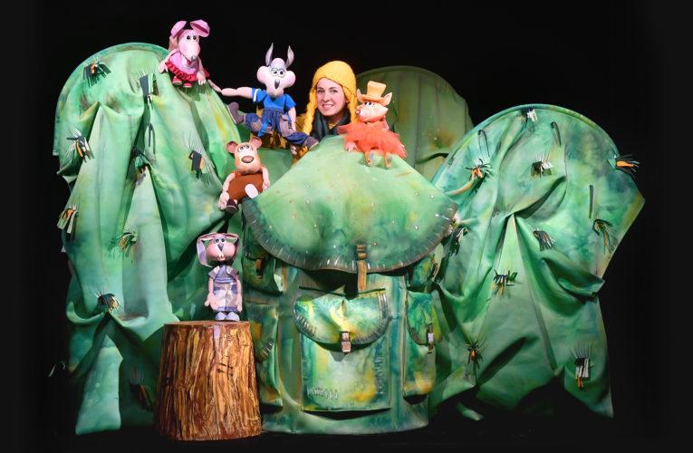 """""""Дядовата ръкавичка"""" на открита сцена във Видин"""