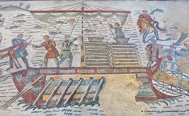 Реплика на римски кораб ще плава по Дунав