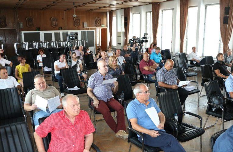 Заседание на Видинския общински съвет