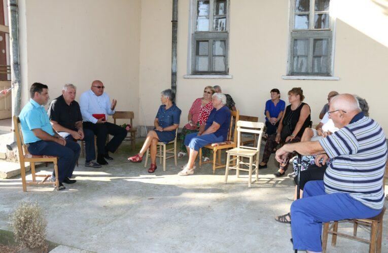 Кметът на Видин на срещи с хората