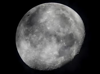 Потвърдиха наличието на вода на Луната