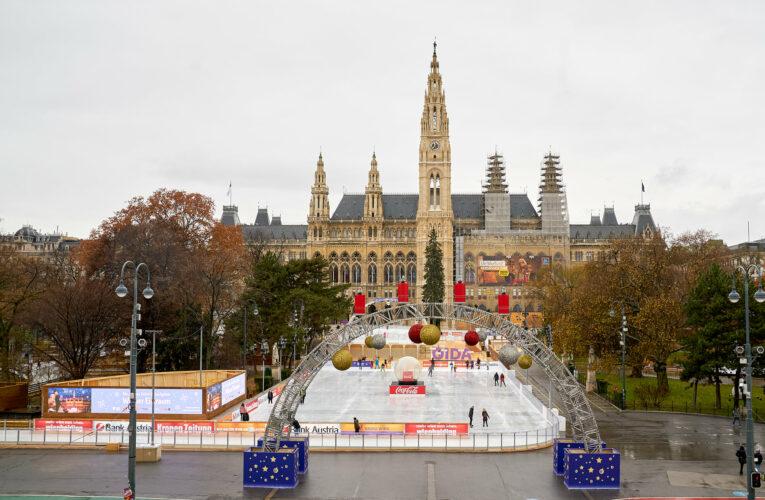 Честита Коледа от Виена!