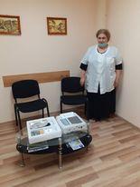 Дарение за Видинската болница