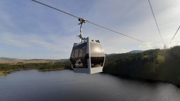 В Сърбия откриха най-дългият кабинков лифт