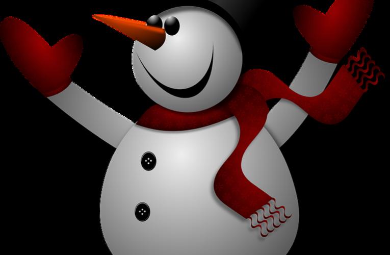 Приказка за Снежния човек и влака