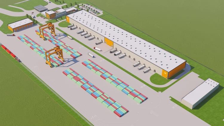 Унгария строи жп терминал за контейнери от Китай