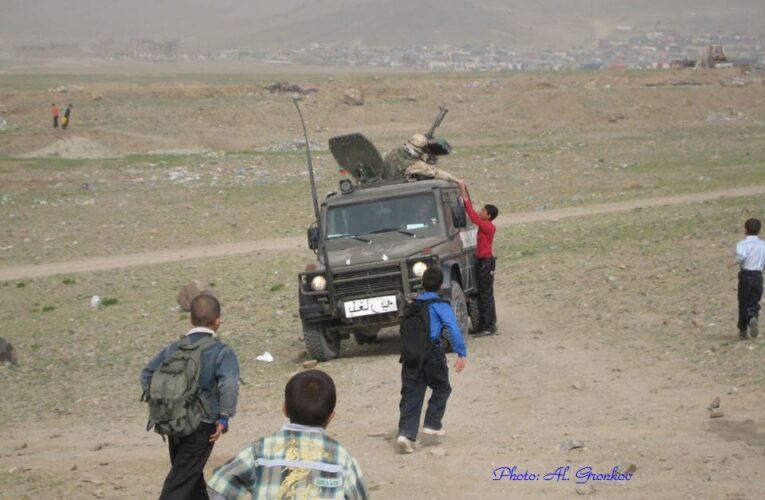 Изтеглят българските военни от Афганистан