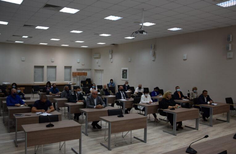 Заседание за ваксините  в област Видин