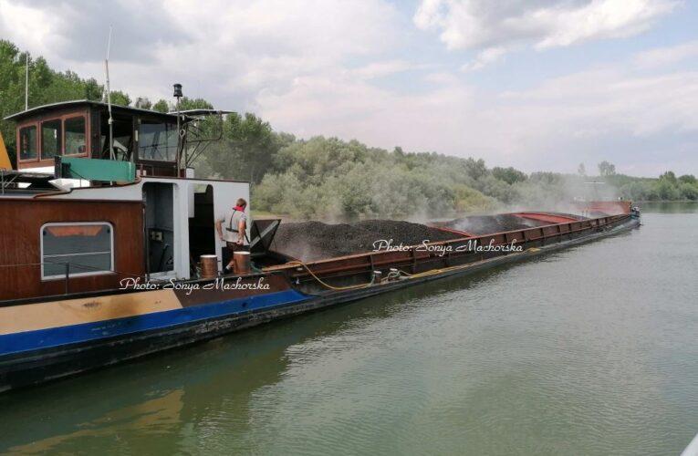 Спасиха горящите кораби във Видин
