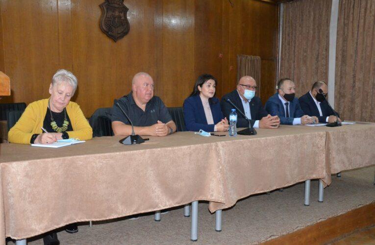 Среща-дискусия за минералните води  във Видин